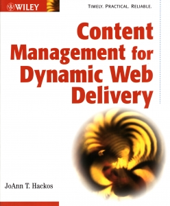 Content Management for Dynamic Web DeliverySmall